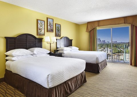 Embassy Suites Fort Lauderdale - 17th Street - Double hotel room