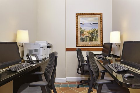 Embassy Suites Fort Lauderdale - 17th Street - Business Center