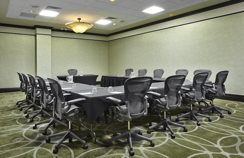 Embassy Suites Fort Lauderdale - 17th Street - Meeting U Set Up