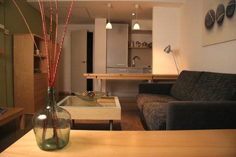 Aramunt Apartments - Apartments Living Room Executive