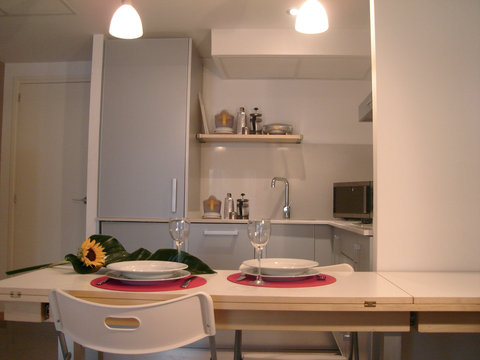 Aramunt Apartments - Apartments Kitchen Executive