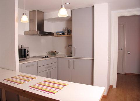 Aramunt Apartments - Apartments Kitchen Standard