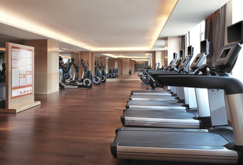 Sheraton Shantou Hotel - Fitness Center