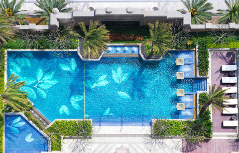 Sheraton Shantou Hotel - Swimming Pool