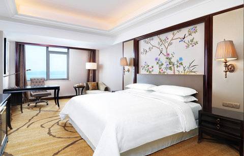 Sheraton Shantou Hotel - Sea view Room