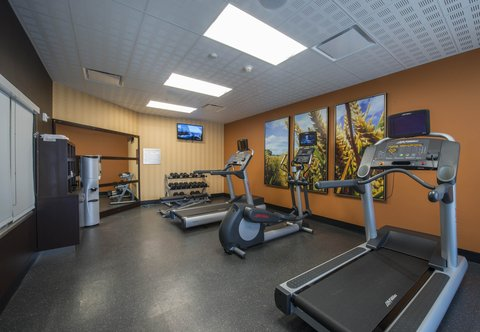Courtyard Columbus - Fitness Center