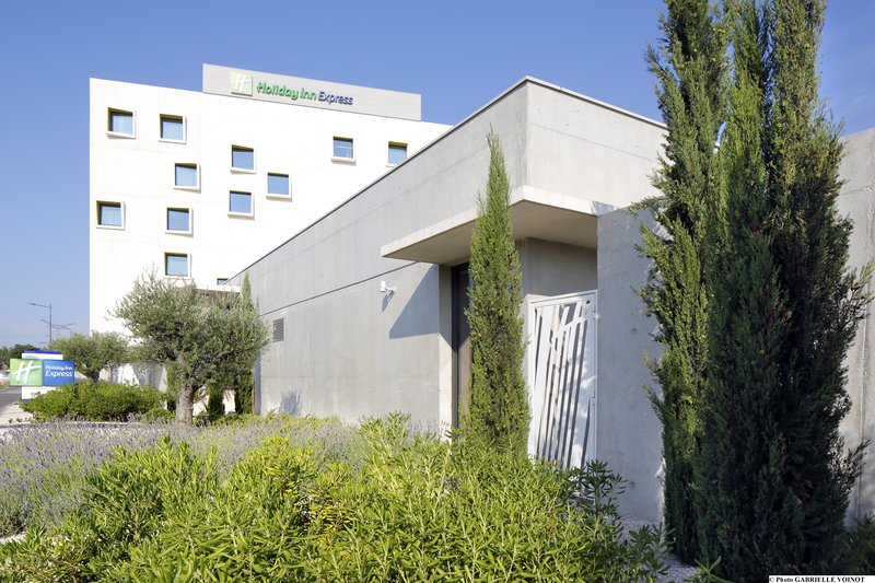 Holiday Inn Express Montpellier - Odysseum Zimmeransicht