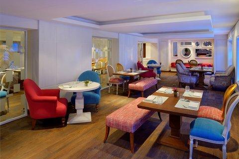 Al Najada Boutique Hotel - Restaurant