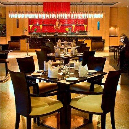 Radisson Marina Hotel Connaught Place Gastronomia