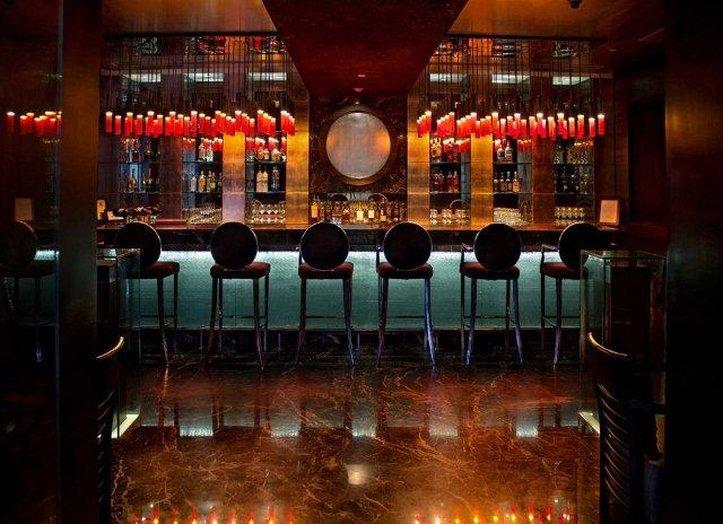 Radisson Marina Hotel Connaught Place Bar/Lounge