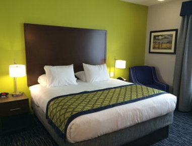 Hawthorn Suites by Wyndham San Angelo - 1 King Bed Room