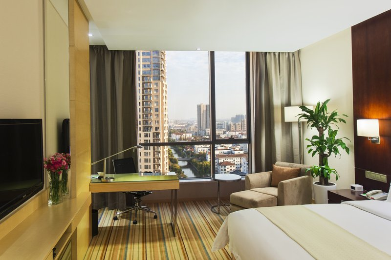 Holiday Inn Taicang City Centre Kameraanzicht