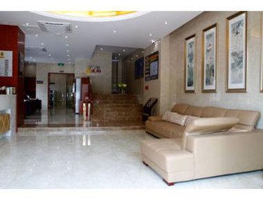 Super 8 Hotel Yiwu Bin Wang - Lobby