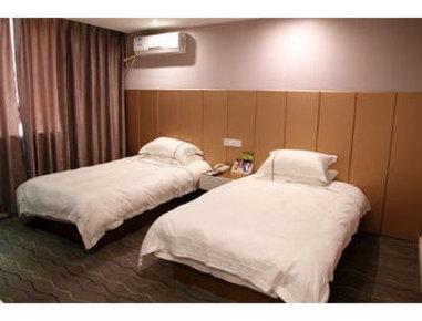 Super 8 Hotel Yiwu Bin Wang - Two Twin Bed Room
