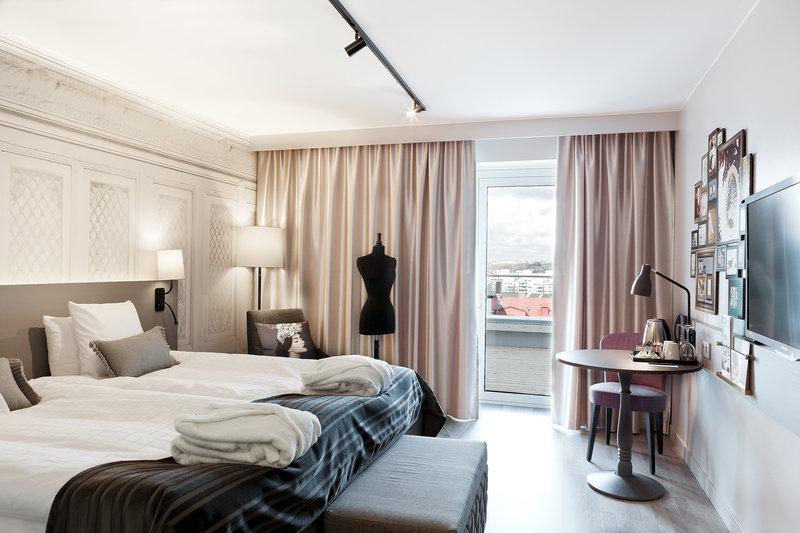 Scandic Rubinen Gothenburg Вид в номере