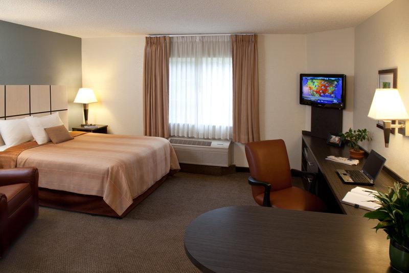 Candlewood Suites Jersey City Zimmeransicht