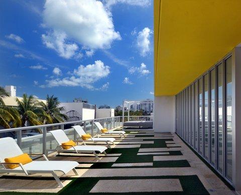 Vintro South Beach - Vintro Rooftop
