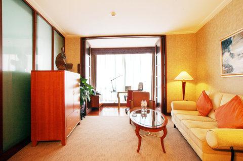 Nikko - Suite Living Room