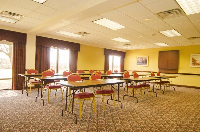 Hampton Inn Edmond Salle de conférence