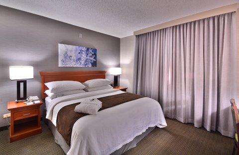 Embassy Suites Hotel-Denver Stapleton - King Bed
