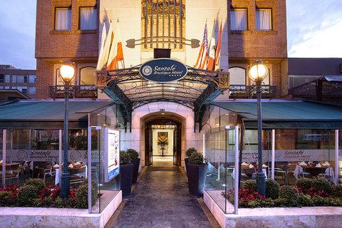 Santa Fe Boutique Hotel - Exterior