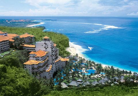 Nikko Bali Resort and Spa - Exterior