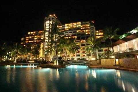 Nikko Bali Resort and Spa - Exterior Night