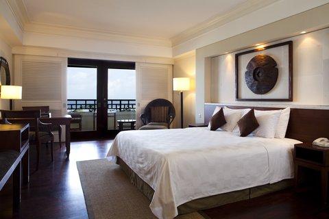 Nikko Bali Resort and Spa - Deluxe Beach Front 2