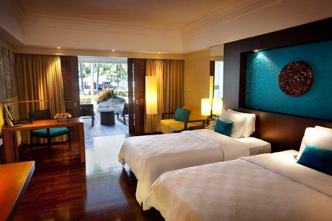 Nikko Bali Resort and Spa - Nikko Club Pool Access