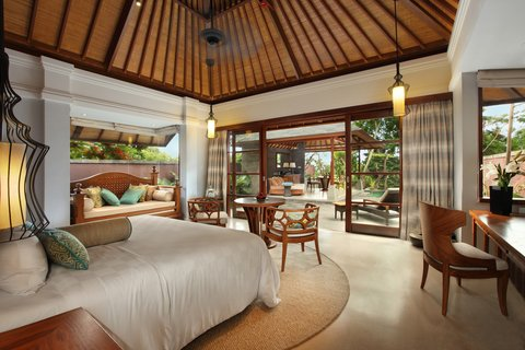 Nikko Bali Resort and Spa - Villa Bed Room