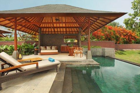 Nikko Bali Resort and Spa - Villa Living Private Pool