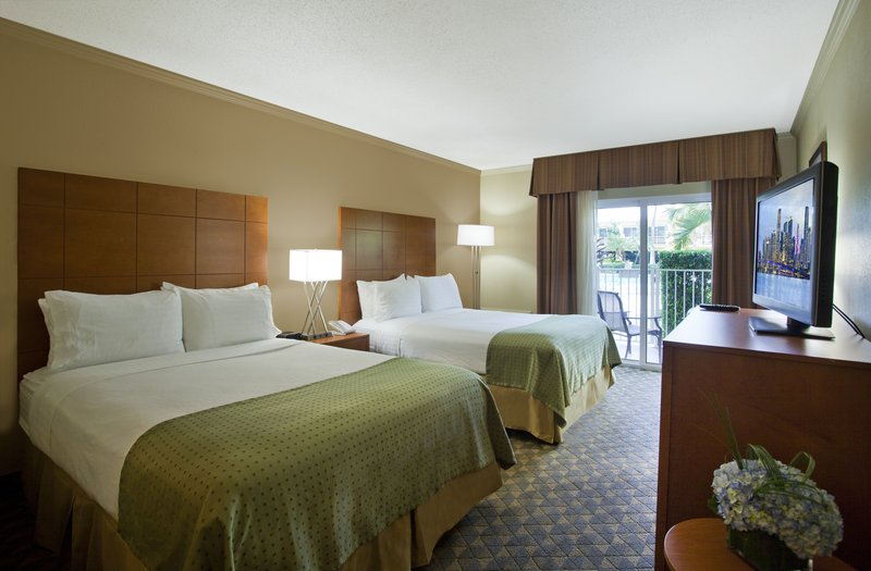 Holiday Inn Coral Gables-University of Miami 客室