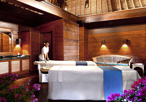 Nikko Bali Resort and Spa - Spa Interior 2