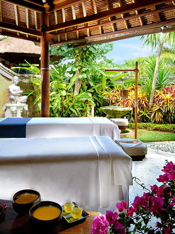 Nikko Bali Resort and Spa - Spa Interior 1
