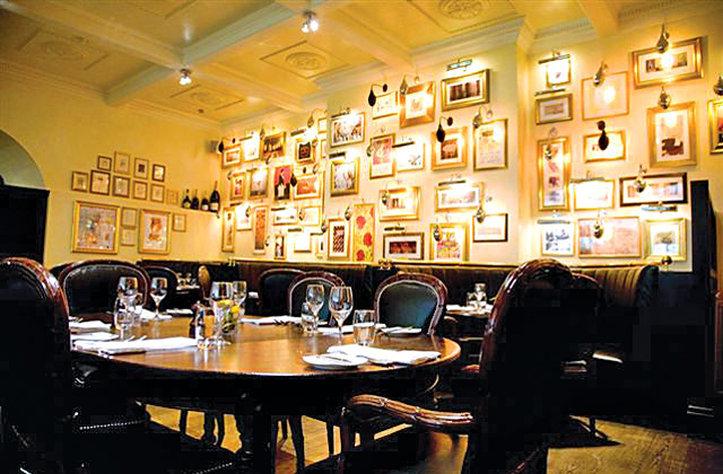 Ramside Hall Classic Hotel Étkezés