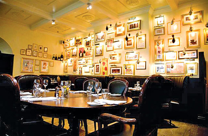 Ramside Hall Classic Hotel レストラン