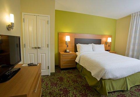 TownePlace Suites Jackson Ridgeland/The Township at Colony Park - Studio Queen Suite