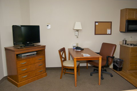 Candlewood Suites ELKHART - Two Double Bed Studio