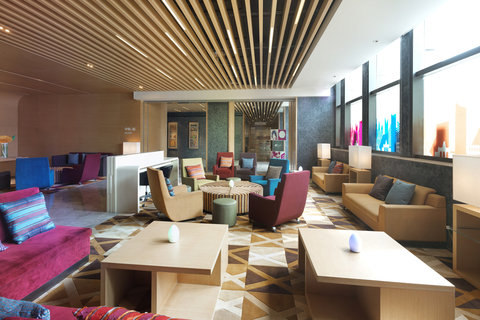 Aloft Hotel Dalian - re mix lounge