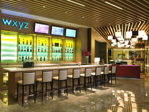 Aloft Hotel Dalian - w xyz bar