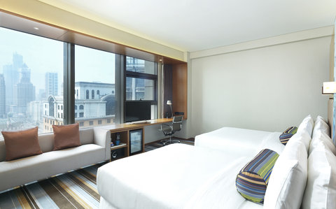 Aloft Hotel Dalian - Double queen