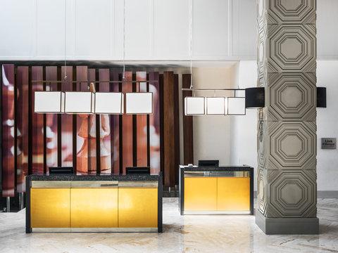 Sheraton Santo Domingo Hotel - Lobby