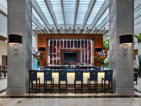Sheraton Santo Domingo Hotel - Lobby Bar