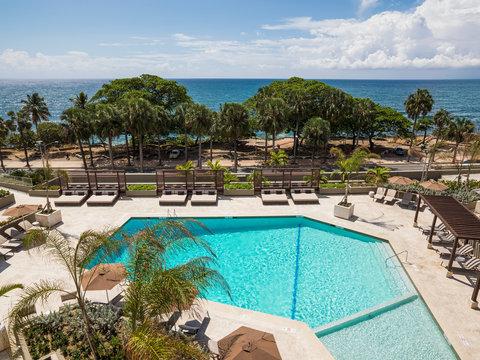 Sheraton Santo Domingo Hotel - Pool