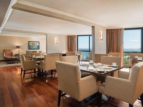 Sheraton Santo Domingo Hotel - Club Lounge