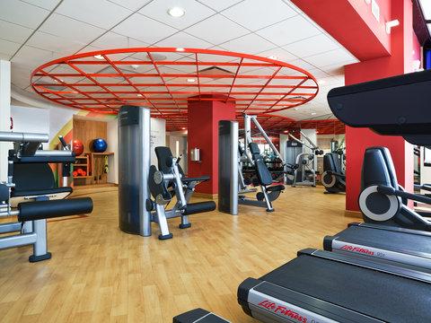 Sheraton Santo Domingo Hotel - Sheraton Fitness Center