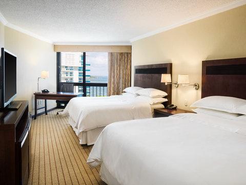 Sheraton Santo Domingo Hotel - Standard Room