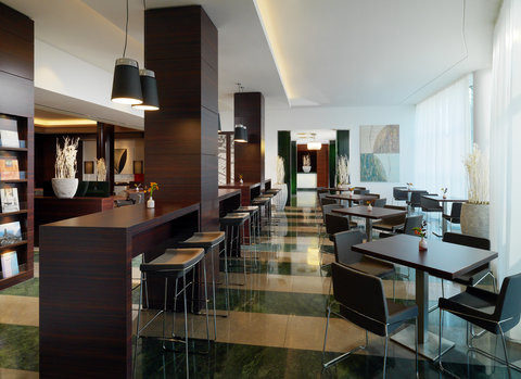 Le Meridien Hamburg - Event Restaurant