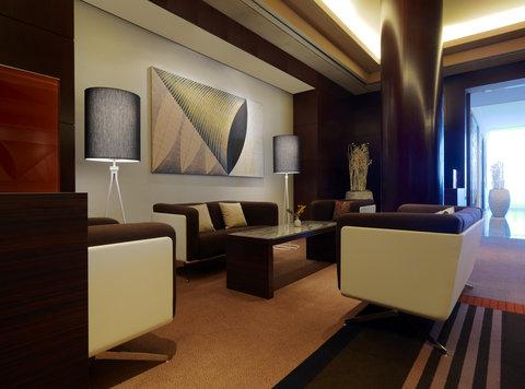 Le Meridien Hamburg - Lounge