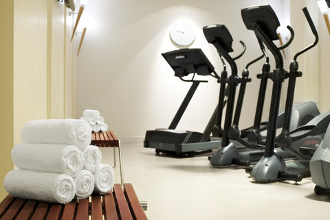 Le Meridien Hamburg - Fitness Center